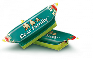 Bear Family Wafer Bars and Candies — additional photo